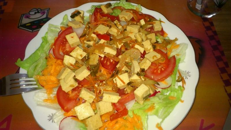Puszta-Salat